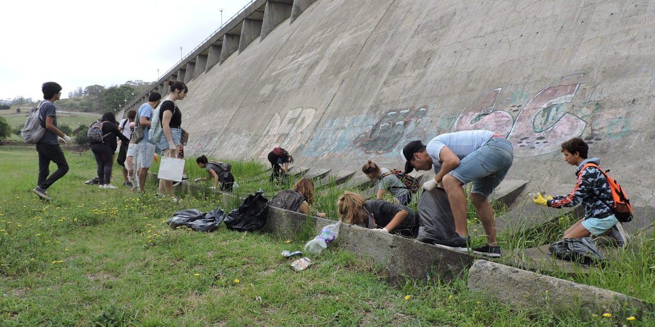 <span style='color:#e57026;font-size:15px;'>Iniciativa de Jóvenes por el Clima Tandil </span><br/><span></span><p/>Jornada de limpieza en el Lago del Fuerte