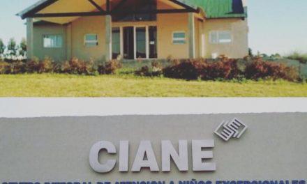 <span style='color:#e57026;font-size:15px;'>Un nuevo paso</span><br/><span></span><p/>Ciane cuenta con el cartel institucional