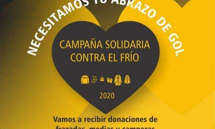 <span style='color:#e57026;font-size:15px;'>Para combatir el frío</span><br/><span></span><p/>Santamarina lanzó una campaña solidaria