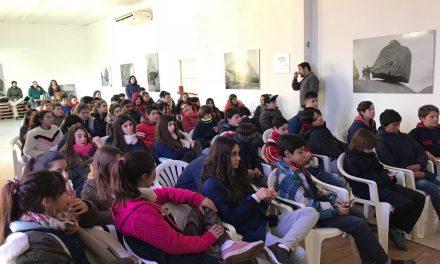 <span style='color:#e57026;font-size:15px;'>Cluster Porcino de Tandil </span><br/><span></span><p/>Concurso sobre triquinosis en escuelas rurales