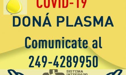 <span style='color:#e57026;font-size:15px;'>Donar sangre es donar Vida</span><br/><span></span><p/>Hemoterapia del Hospital Santamarina funciona a pleno