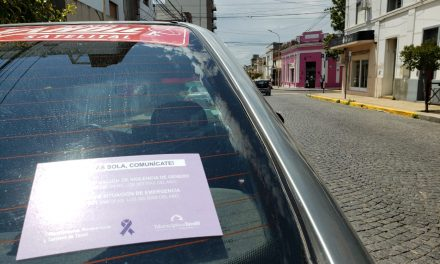 <span style='color:#e57026;font-size:15px;'>Violencia de género contra las mujeres</span><br/><span></span><p/>Taxis y remises difunden líneas de prevención