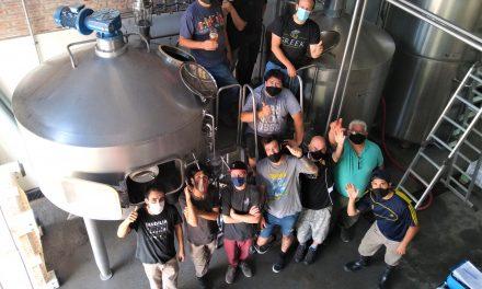 "<span style='color:#e57026;font-size:15px;'>""Vacuna"" ya se encuentra disponible</span><br/><span></span><p/>La cerveza comunitaria que unió a productores de Tandil"