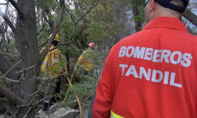 <span style='color:#e57026;font-size:15px;'>Confirmación oficial del gobierno local</span><br/><span></span><p/>Riesgo de incendio forestal «extremo» en Tandil