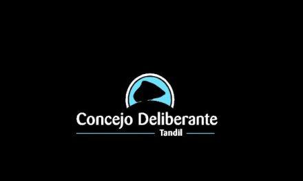 <span style='color:#e57026;font-size:15px;'>Jueves 25 de marzo de 2021</span><br/><span></span><p/>Sesión del Concejo Deliberante de Tandil