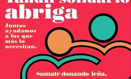 "<span style='color:#e57026;font-size:15px;'>Segunda edición</span><br/><span></span><p/>Comienza ""Tandil solidario Abriga"" y ""Abrí tu tranquera, doná leña"""