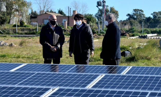 <span style='color:#e57026;font-size:15px;'>Proyecto asociativo</span><br/><span></span><p/>Comunidades Solares comienza a inyectar energía limpia